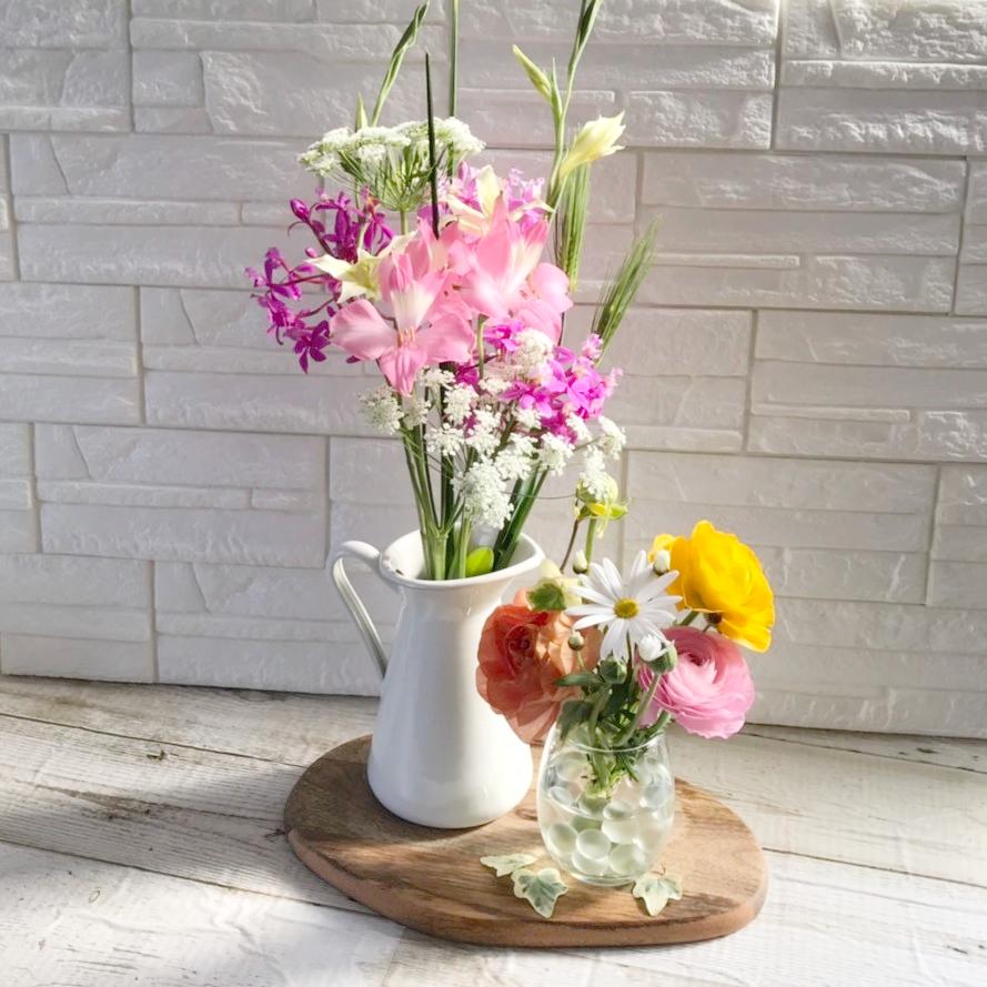 3月のお花たち♥
