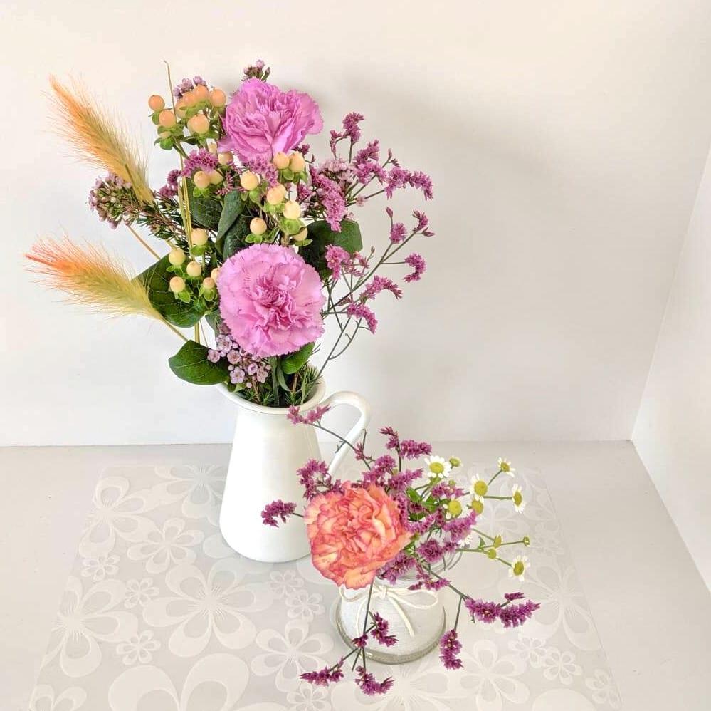 9月のお花たち♥