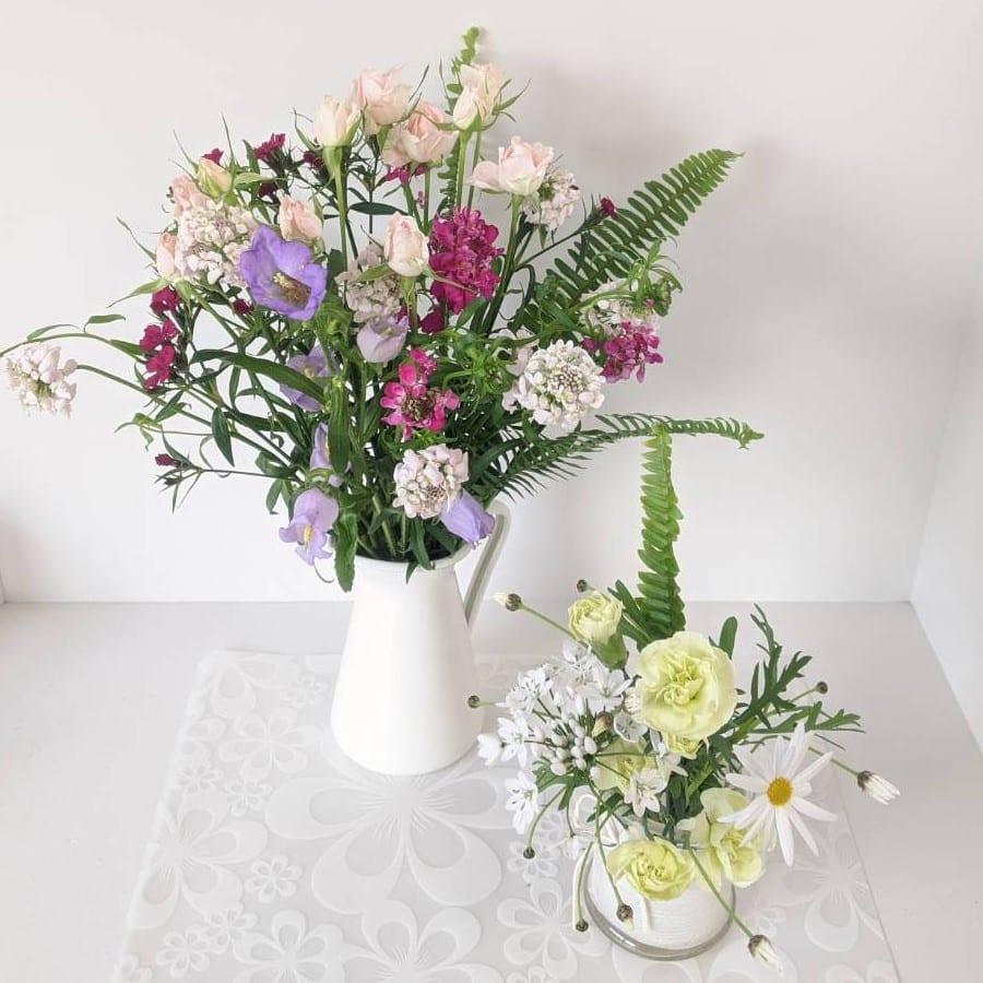 2月お届けのお花