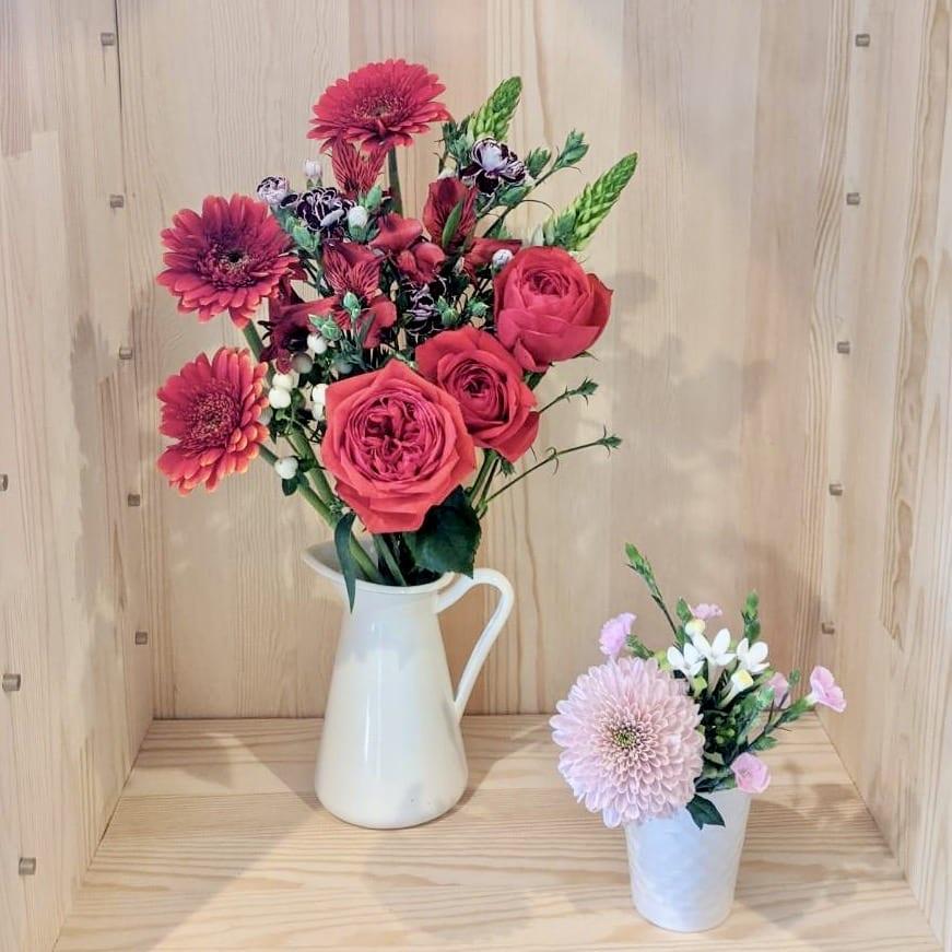 5月お届けのお花
